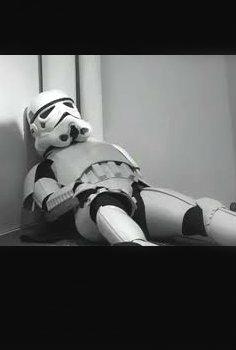 Injured Stormtrooper