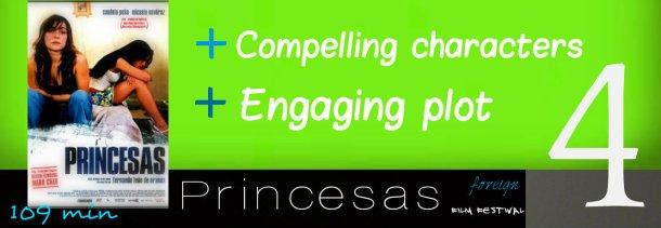 princesas review