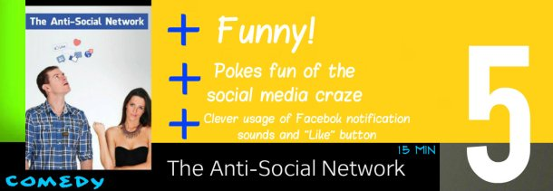 anti social network review