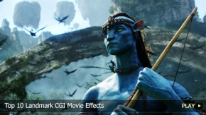 CGI in movies