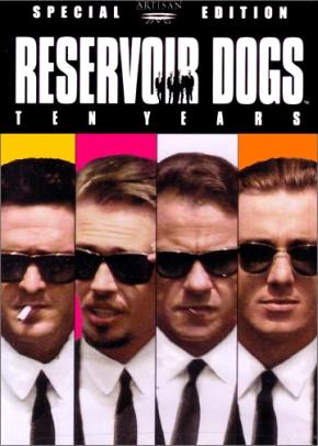 Netflix Saturday- ReservoirDogs