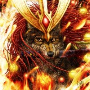Artist of the day- SheltieWolf(Hiroyuki)