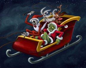 Artists Theme of theWeek-Christmas