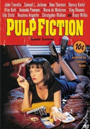 Netflix Saturday!- Pulp Fictionreview