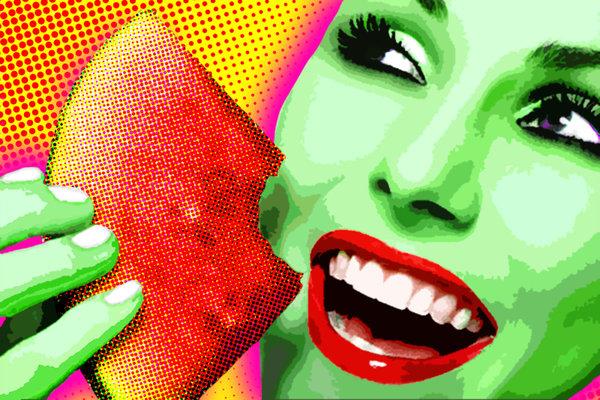 Pop Art- Art of the week | Indigo Indie