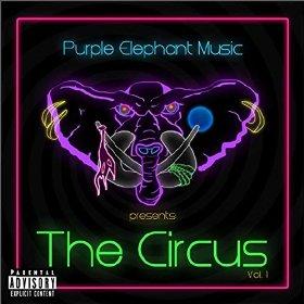purple elephant music cover 1