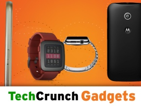 This Week On The TC Gadgets Podcast: Apple Watch, Pebble Time, Moto E, And Galaxy S6 Leaks!