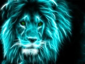 Glowing Animals (PhotoshopTutorial)