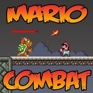 mario combat 1