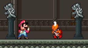 Mario Combat!?