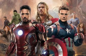 IR FILM REVIEW: The Band's Finally Back Together in 'Avengers: Age of Ultron'