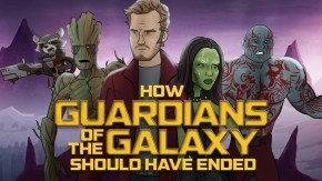 How Guardians of the Galaxy Should HaveEnded