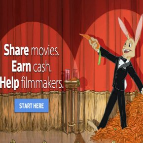 IndieRabbit (THE indie movie rental site where both filmmaker and fan can earnmoney!)