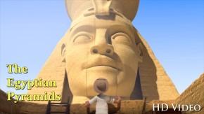 The Egyptian Pyramids – Funny Animated ShortFilm