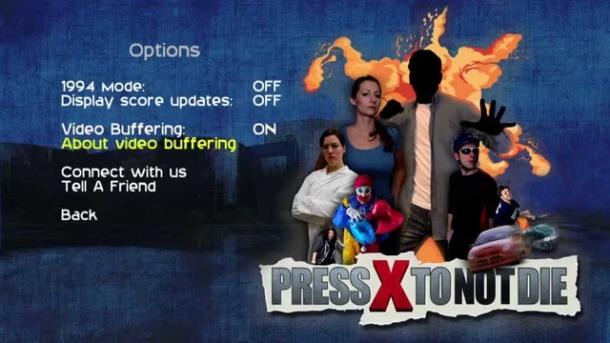 press x 3