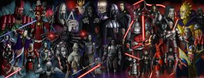Star Wars: Sith Lords! |Art Theme Of TheWeek