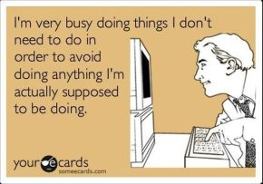 Tips to overcome Procrastination!