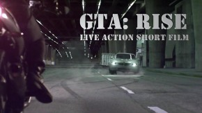 Grand Theft Auto: RISE |indieshorts