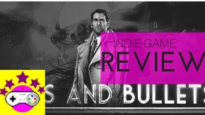Blues & Bullets (Indie GameReview)