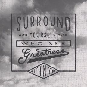 Surround Yourself With Greatness!|Tuesday Tutorial!