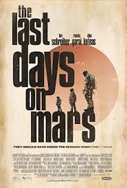 The Last Days On Mars |Netflix Saturday (indie)