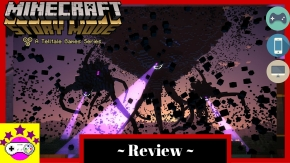 (Review!) Minecraft Story Mode Episode4