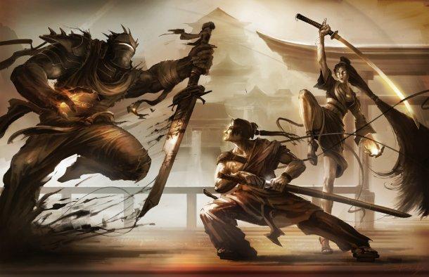 samurai 10