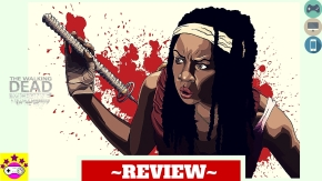 Michonne: Walking Dead Miniseries Episode 1 |Game review!