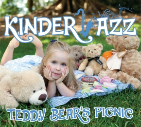 Teddy Bear's Picnic by Kinder Jazz |Music Mondays (indie)