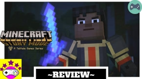 MineCraft Story Mode Episode 5: Order Up! (Game Review)